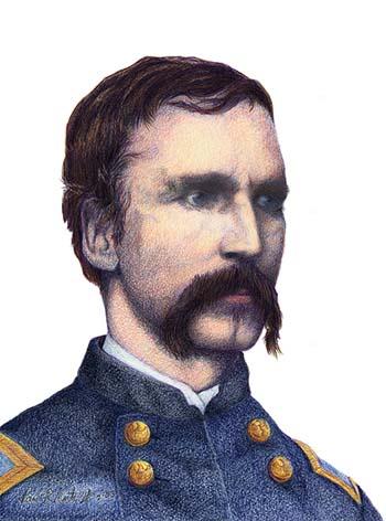 joshua l chamberlain gettysburg